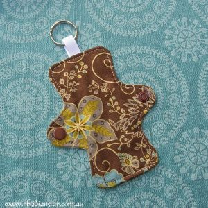 obsidianstar_27715_Keyring_brown