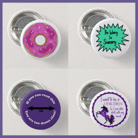 Small Badges / Magnets